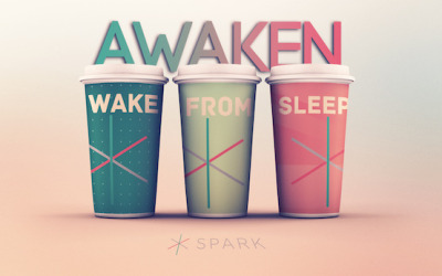 Spark Conference: Waking Up To The World